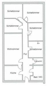 Ferienwohnung Bäumner, Апартаменты  Bad Berleburg - big - 31