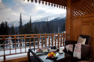 The Khyber Himalayan Resort & Spa, Üdülőtelepek  Gulmarg - big - 16