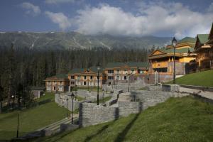 The Khyber Himalayan Resort & Spa, Üdülőtelepek  Gulmarg - big - 28