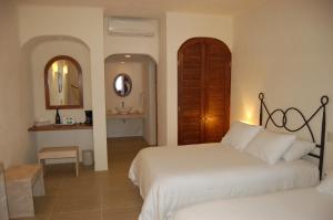 Suite met 2 Tweepersoonsbedden