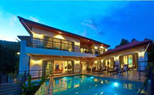 Samui Sunrise Seaview Villa