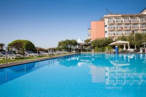 Grand Hotel Diana Majestic, Szállodák  Diano Marina - big - 95