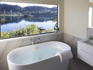 Solitaire Lodge, Chaty  Rotorua - big - 8