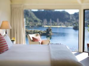 Solitaire Lodge, Chaty  Rotorua - big - 9
