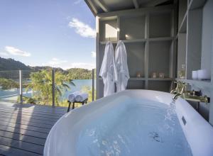 Solitaire Lodge, Chaty  Rotorua - big - 7