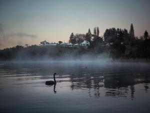 Solitaire Lodge, Chaty  Rotorua - big - 24