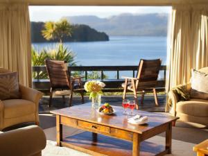 Solitaire Lodge, Chaty  Rotorua - big - 10
