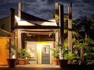Solitaire Lodge, Chaty  Rotorua - big - 23