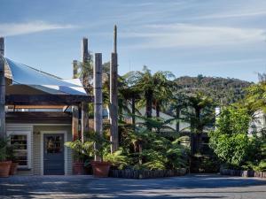Solitaire Lodge, Chaty  Rotorua - big - 13