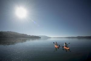 Solitaire Lodge, Chaty  Rotorua - big - 17