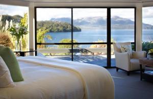 Solitaire Lodge, Chaty  Rotorua - big - 3