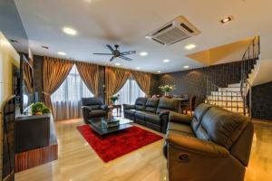 LSE @ Palm Garden Condominium, Ferienwohnungen  Johor Bahru - big - 2