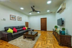 LSE @ Palm Garden Condominium, Ferienwohnungen  Johor Bahru - big - 17