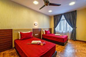 LSE @ Palm Garden Condominium, Ferienwohnungen  Johor Bahru - big - 16