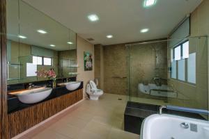 LSE @ Palm Garden Condominium, Ferienwohnungen  Johor Bahru - big - 37