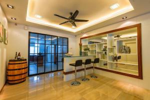 LSE @ Palm Garden Condominium, Ferienwohnungen  Johor Bahru - big - 34