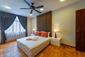 LSE @ Palm Garden Condominium, Ferienwohnungen  Johor Bahru - big - 33