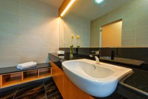 LSE @ Palm Garden Condominium, Ferienwohnungen  Johor Bahru - big - 32