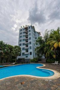 LSE @ Palm Garden Condominium, Ferienwohnungen  Johor Bahru - big - 30