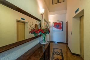 LSE @ Palm Garden Condominium, Ferienwohnungen  Johor Bahru - big - 28