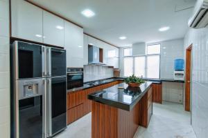 LSE @ Palm Garden Condominium, Ferienwohnungen  Johor Bahru - big - 26