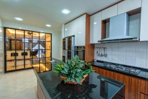 LSE @ Palm Garden Condominium, Ferienwohnungen  Johor Bahru - big - 24