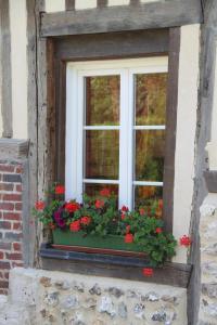 Gîtes Manoir du Buquet, Case vacanze  Honfleur - big - 27