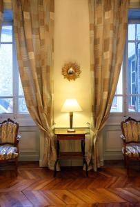 Les Suites de l'Hôtel Particulier De Sautet, Guest houses  Chambéry - big - 29