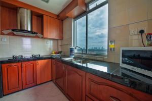 LSE @ Bayu Putri Private Apartment 1, Ferienwohnungen  Johor Bahru - big - 4