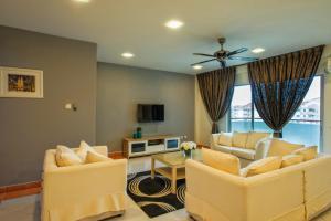 LSE @ Bayu Putri Private Apartment 1, Ferienwohnungen  Johor Bahru - big - 8