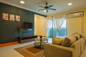 LSE @ Bayu Putri Private Apartment 1, Ferienwohnungen  Johor Bahru - big - 9