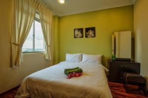 LSE @ Bayu Putri Private Apartment 1, Ferienwohnungen  Johor Bahru - big - 11