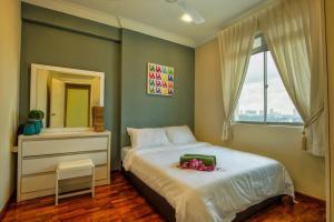 LSE @ Bayu Putri Private Apartment 1, Ferienwohnungen  Johor Bahru - big - 12