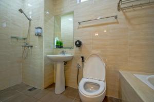 LSE @ Bayu Putri Private Apartment 1, Ferienwohnungen  Johor Bahru - big - 14