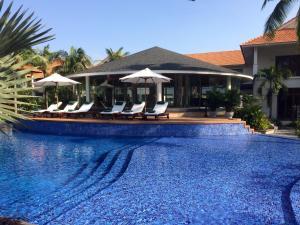 Pearl Paradise Villa Danang, Villas  Da Nang - big - 54