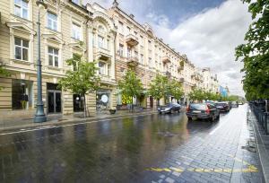 Gedimino 20 Vilnius Old City Apartments, Apartments  Vilnius - big - 3