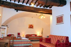 Il Nido di Turan B&B, Bed & Breakfast  Cortona - big - 4
