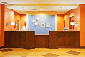 Holiday Inn Express and Suites Forth Worth North - Northlake, Hotels  Roanoke - big - 19