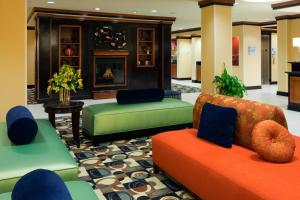 Holiday Inn Express and Suites Forth Worth North - Northlake, Hotels  Roanoke - big - 18