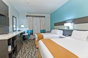 Holiday Inn Express and Suites Forth Worth North - Northlake, Hotels  Roanoke - big - 4