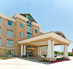 Holiday Inn Express and Suites Forth Worth North - Northlake, Szállodák  Roanoke - big - 9
