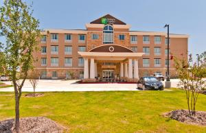 Holiday Inn Express and Suites Forth Worth North - Northlake, Hotely  Roanoke - big - 8