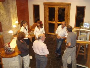 Hosteria Lekun Lekun, Penziony – hostince  Villa La Angostura - big - 22