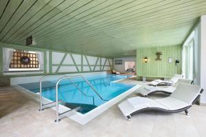 Reindl's Partenkirchener Hof, Hotel  Garmisch-Partenkirchen - big - 48