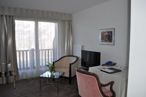Seminar- & Erlebnishotel RömerTurm, Hotels  Filzbach - big - 21