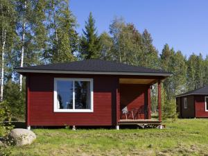 Hamgården Nature Resort Tiveden, Country houses  Tived - big - 10