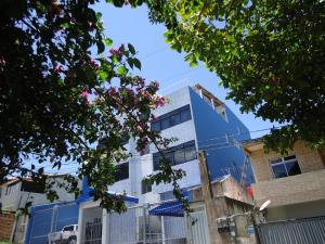 Residence Sonho Azul, Apartmány  Salvador - big - 8