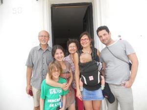 Nitsa Guest House, Penzióny  Gori - big - 7