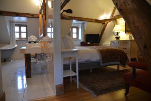 Les Deux Chèvres, Hotels  Gevrey-Chambertin - big - 5