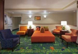 Fairfield Inn & Suites Portland West Beaverton, Hotels  Beaverton - big - 25